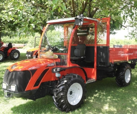 MOTOAGRICOLA Carraro TIGRECAR 5800 MAJOR